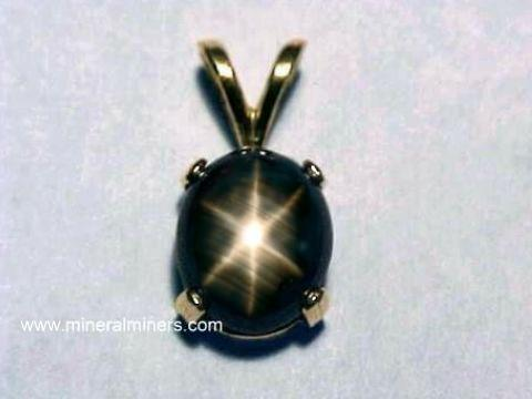 black pendants sapphire september jewelry birthstone carat g gold australian solitaire pendant