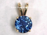 Blue Sapphire Jewelry: Earrings, Pendants, Necklaces and Rings