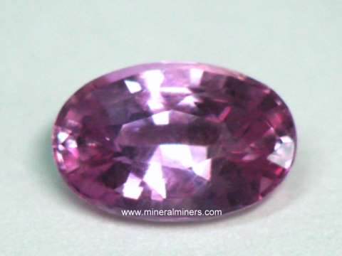 Pink Sapphire Gemstone: GIA Cetified Natural Pink Sapphire Gemstones