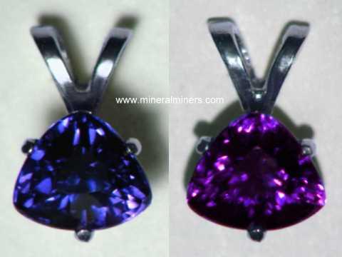 Purple sapphire jewelry pendants earrings necklaces click on any natural purple sapphire jewelry image below to enlarge it mozeypictures Gallery