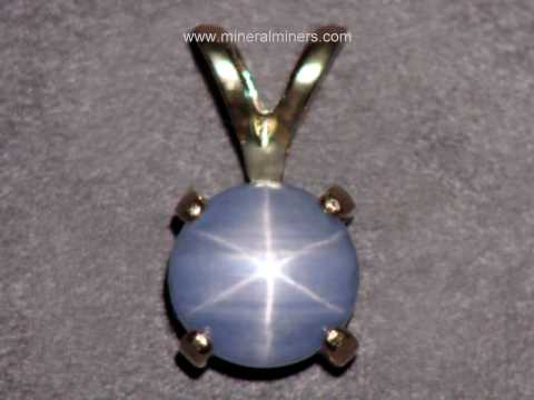necklace shaped pendant and austrian blue cyrstal key star