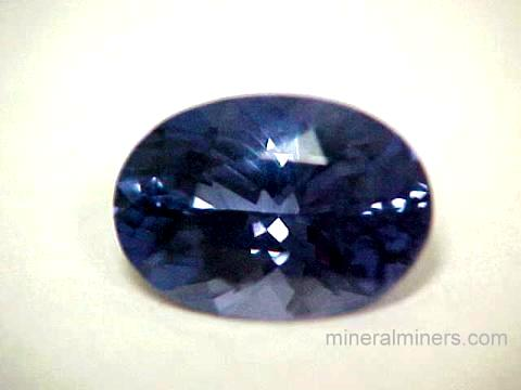 Blue Spinel Gemstones