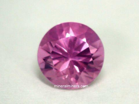 Natural Pink Spinel Gemstone