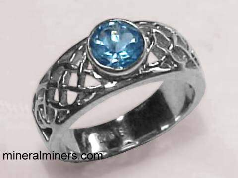 ring shop blue sky topaz gold summer special shopping qvc rings