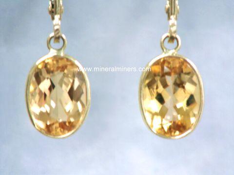 Topj275c Golden Topaz Earrings Jpg