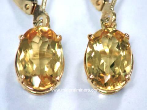 Topj276c Golden Topaz Earrings Jpg