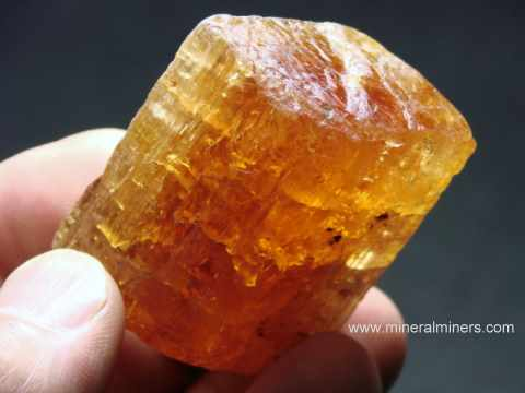 Rare Collector Quality Topaz Crystals, Gems and Mineral Specimens