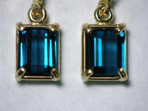 Collector Quality Blue Tourmaline