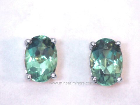 of yellow gold grande tourmaline green diamond rustic copy products earrings stud lisadescampsjewelry
