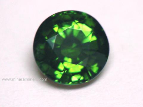 color gemstone loose cut beautiful index asscher ring green jewelry tsavorite pale c