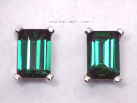 tourmaline stud this silver black like item sterling il earrings studs listing
