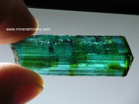 Multi-Color Tourmaline Lapidary Rough