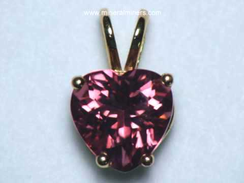 Sunset Tourmaline Jewelry