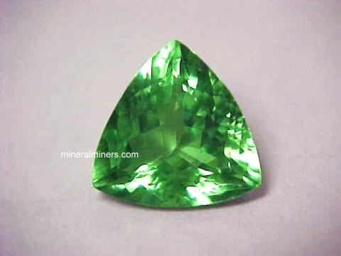 Merelani Mint Green Garnet Gemstone